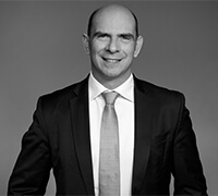 Frank Hendricks, geschäftsführender Gesellschafter bei HRCIE
