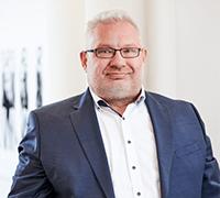 Gernot Beltz, Senior Manager bei HRCIE
